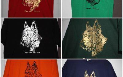 T-shirts Berger Picard